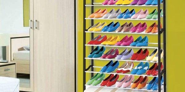 Botník 50 Shoes Rack