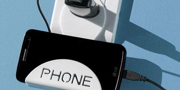 Nabíjecí Stojánek pro Mobilní Telefony Phone