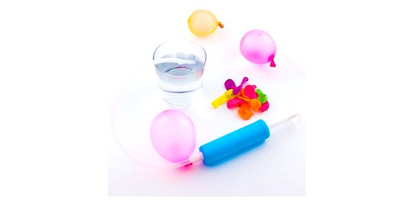 Vodní Balonky s Ruční Pumpou 30 kusů