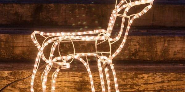 Vánoční Sob 216 LED