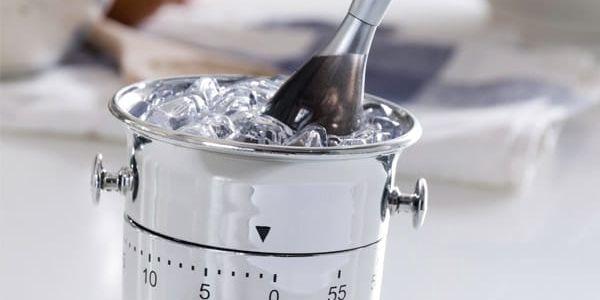 Kuchyňská Minutka Kyblík na Led