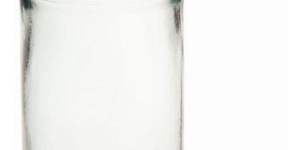 Váza z recyklovaného skla Hladký Vysoký - Pure Crystal Kitchen Kolekce by Bravissima Kitchen