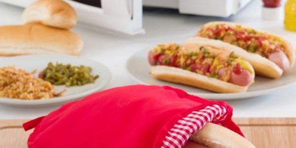 Sáček na Přípravu Hotdogů v Mikrovlnné Troubě Always Fresh Kitchen