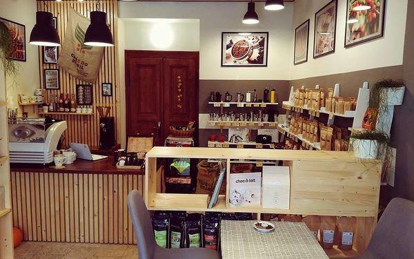 Pepe Coffee - prodejna