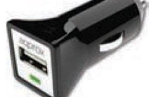 USB Nabíječka do Auta approx! appUSBCARB Černý