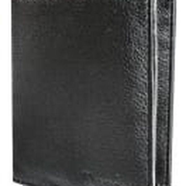 XPOSE ® Pánské pouzdro na doklady XPOSE XN-12 - černá