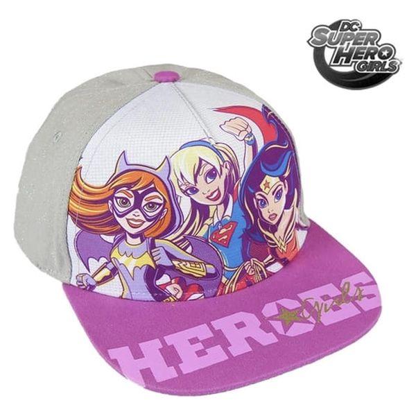 Kšiltovka Super Hero Girls 55 cm