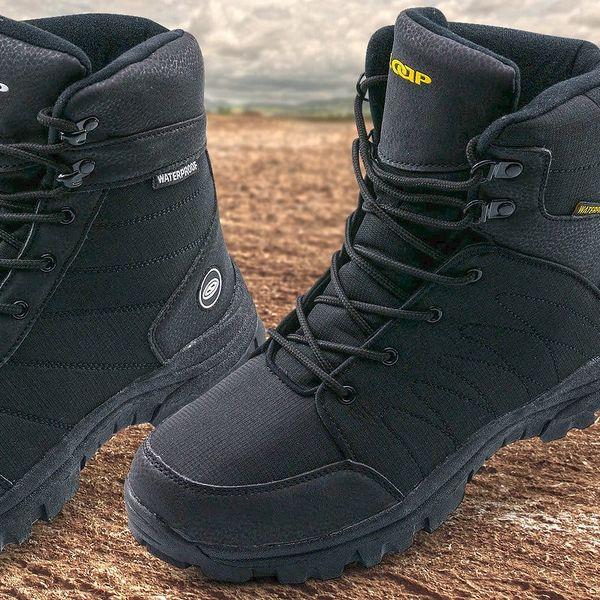 Pánské zimní boty Loap s membránou Waterproof