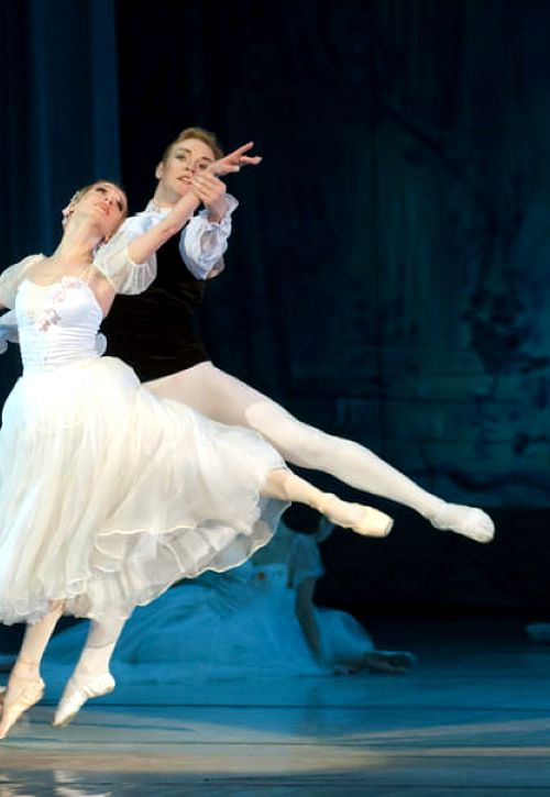 Dárkový poukaz na balet
