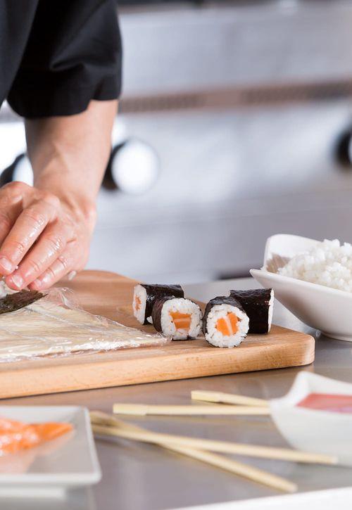 sushi kurz