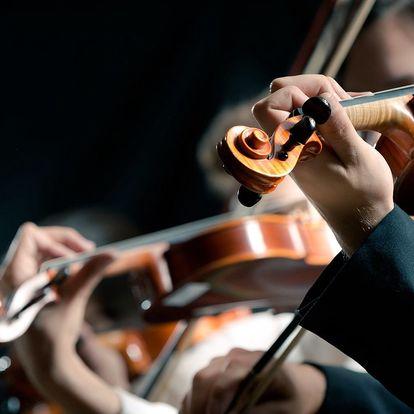 Vánoční koncert v bazilice svatého Jiří