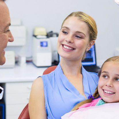 Dentální hygiena na přání i pro vaše ratolesti