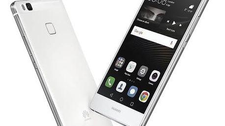 Mobilní telefon Huawei P9 Lite Dual SIM (SP-P9LITEDSWOM) bílý Hra WIKI Člověče nezlob se - malé (zdarma) + Doprava zdarma