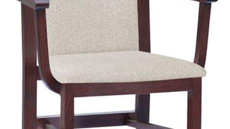 Židle s područkama STRAKOŠ DF5