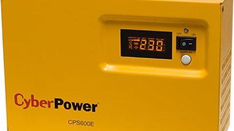 CyberPower CPS600E-DE 600VA/420W