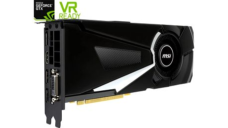 MSI GeForce GTX 1070 AERO 8G OC, 8GB GDDR5