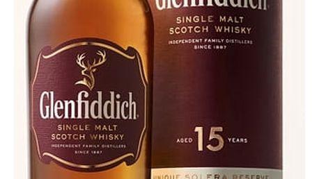 Whisky Glenfiddich 15YO 0,7l 40%