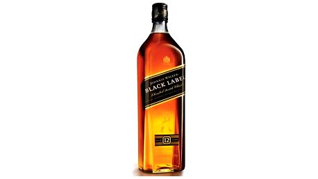 Whisky Johnnie Walker Black 1l 40%