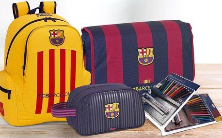 Batohy, tašky a další zboží pro fotbalové fandy