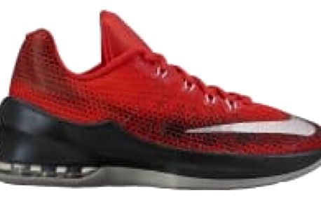 Dětské basketbalové boty Nike AIR MAX INFURIATE (GS) | 869991-600 | Červená | 40
