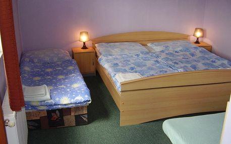 Pobyt v Liberci na 3 či 4 dny pro 2 osoby s polopenzí
