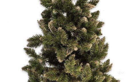 Umělé vánoční stromky + stojan a větve s poštovným v ceně