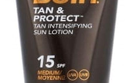 PIZ BUIN Tan & Protect Tan Intensifying Sun Lotion SPF15 150 ml opalovací přípravek na tělo pro ženy