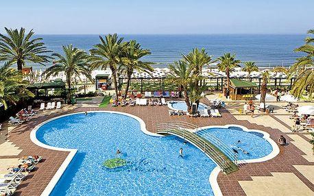 Hotel Sandy Beach, Turecká riviéra, Turecko, letecky, all inclusive