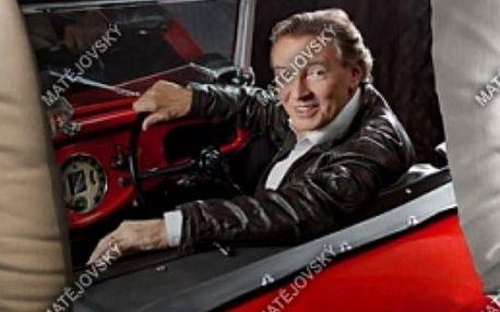 Matějovský Povlak satén Karel Gott Cabrio 40x40