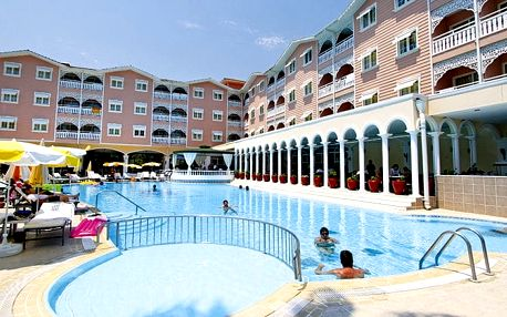 Hotel Pasha´s Princess, Turecká riviéra, Turecko, letecky, all inclusive