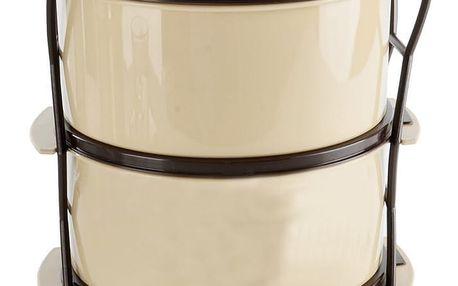 Plastový jídlonosič 3x1,5 l 120907 Orion