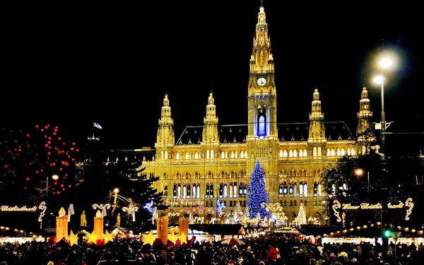 Odjezdy z 15 měst na adventní výlet do Vídně