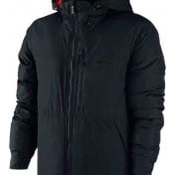 Pánská bunda Nike ALLIANCE JKT-HOODED   678293-010   Černá   L
