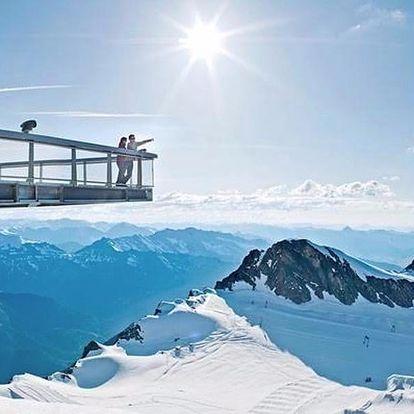 1denní lyžovačka v rakouském Zell am See / Kaprun