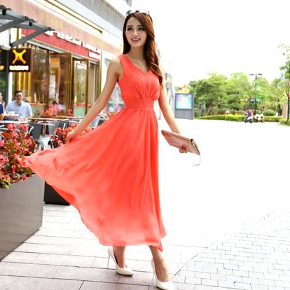 Bohémské šaty pro dámy - 7 barev