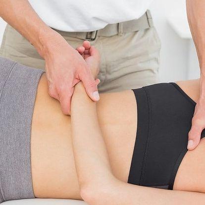 Speciální masáž celého těla pro školáky a studenty