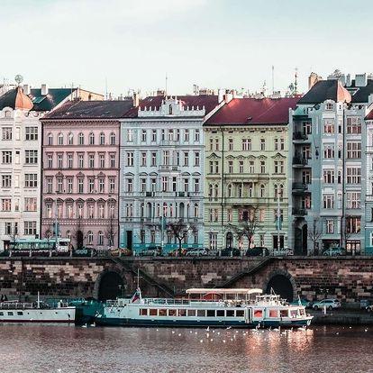 Botel Racek*** od ledna 2018, ubytování na lodi na Vltavě u centra Prahy