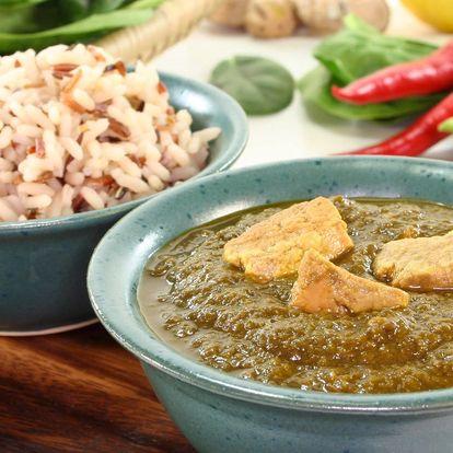 Vůně Orientu: Poctivé vegetariánské menu