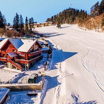 Villa Patriot, Stylové ubytování až pro 8 osob v krásné slovenské přírodě