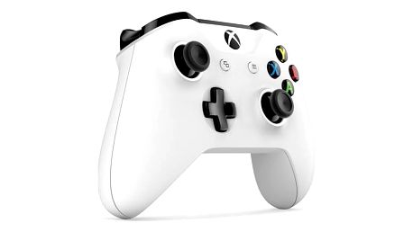 Gamepad Microsoft Xbox One S Wireless (TF5-00003) bílý