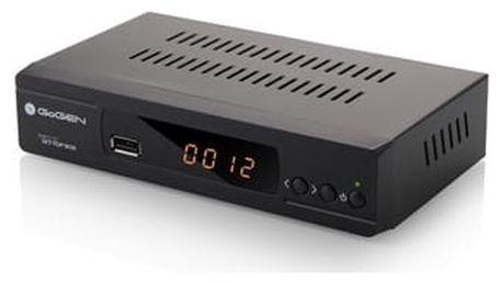 DVB-T přijímač GoGEN DVB168T2PVR černý