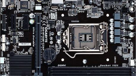 GIGABYTE GA-H110M-S2HP - Intel H110