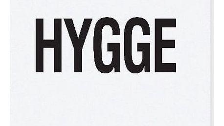 TAFELGUT Pohlednice Hygge 12x17,5 cm, černá barva, bílá barva, papír