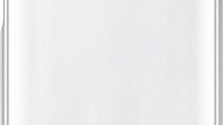 Samsung EF-QG930CS Clear Cover Galaxy S7, Silver - EF-QG930CSEGWW