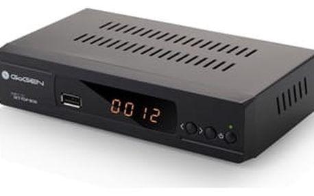 DVB-T2 přijímač GoGEN DVB168T2PVR černý