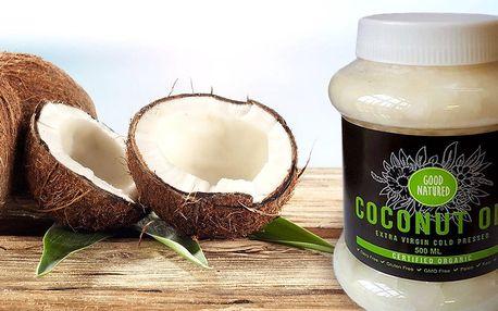 Kokosový olej pro zdraví, krásu i do kuchyně