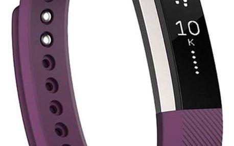 Fitness náramek Fitbit Alta small (FB406PMS-EU) fialový