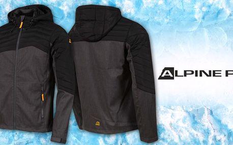 Pánská zateplená softshellová bunda Alpine Pro