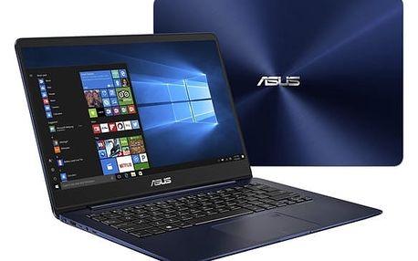 Notebook Asus UX430UA-GV004T (UX430UA-GV004T) modrý Software F-Secure SAFE 6 měsíců pro 3 zařízení + Monitorovací software Pinya Guard - licence na 6 měsíců v hodnotě 999 Kč + DOPRAVA ZDARMA