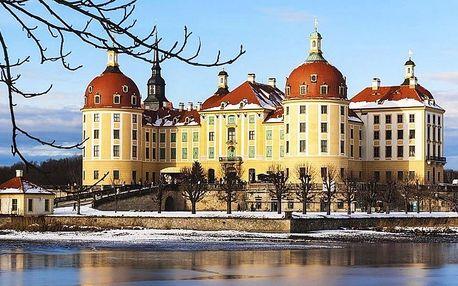 Adventní výlet za Popelkou na zámek Moritzburg